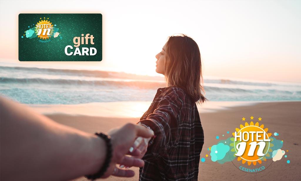 Gift Card 1 Notte Infrasettimanale a Giugno