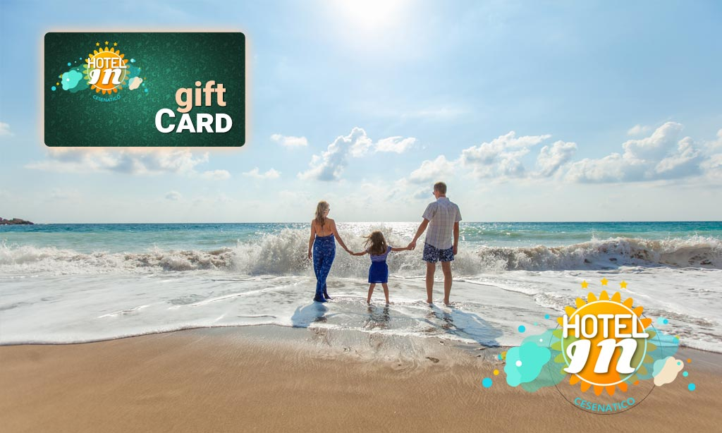 Gift Card 1 Notte Infrasettimanale a Luglio
