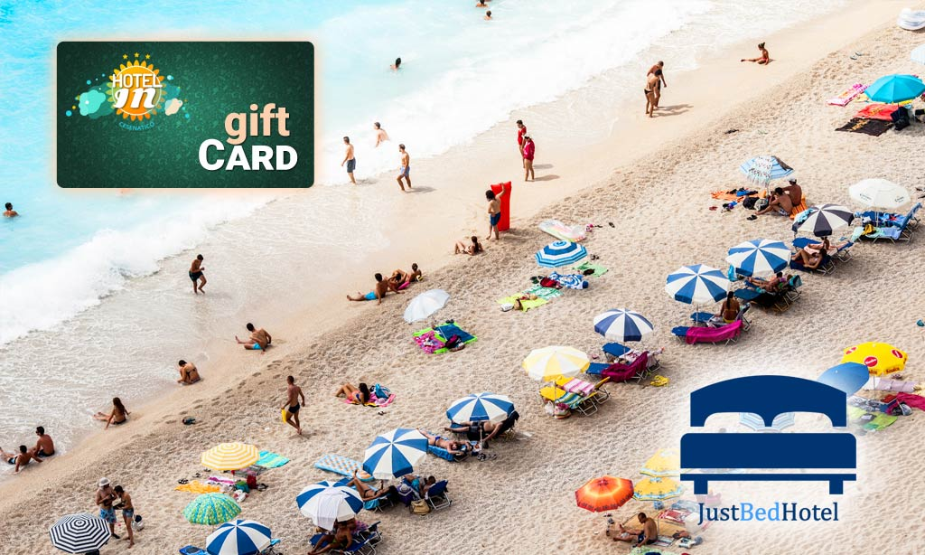 Gift Card 1 Notte a Maggio in Formula Just Bed Hotel