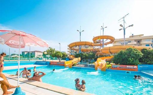 Piscina Convenzionata Hotel In Cesenatico Il Club JBH